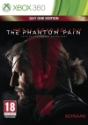 Metal Gear Solid V The Phantom Pain MGS 5 (Xbox 360)